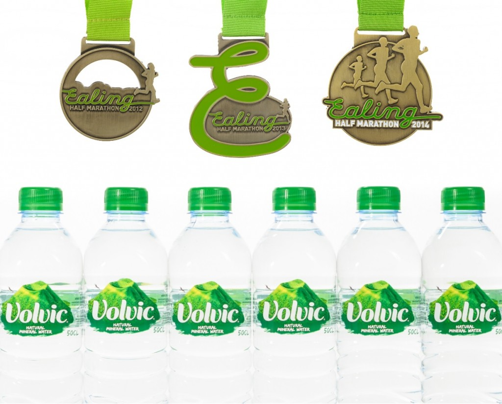 Volvic website
