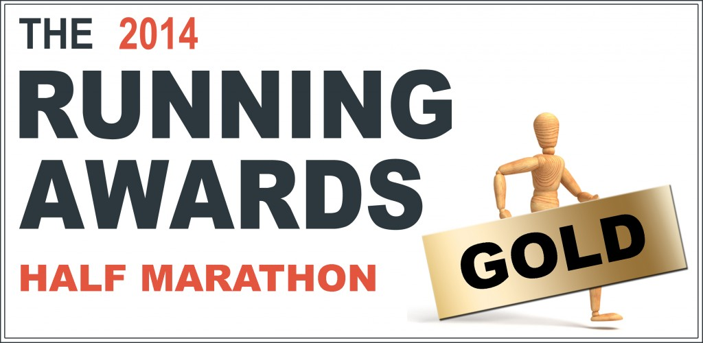 RUNNING AWARDS BANNER