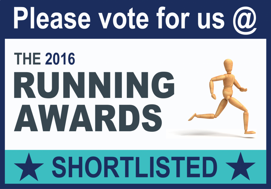 VOTE FOR EALING HALF MARATHON